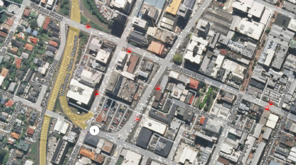 Custom Basemaps To Support Gps Based Tracking Solutions