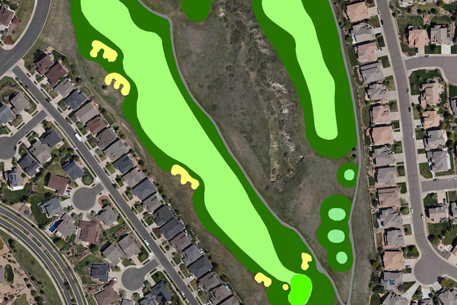 Golf Simulation, Design and Operations