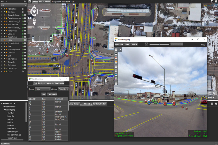 Mobile Mapping - Lubbock